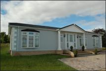 Park Home in Radwell Court...