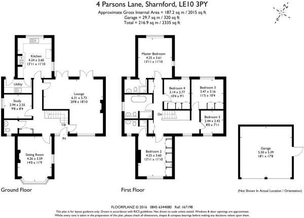 4 Parsons Lane 16719