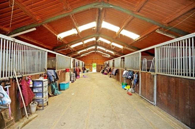Stables & Yard