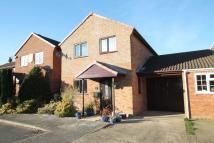 Detached house for sale in Cantilupe Close...