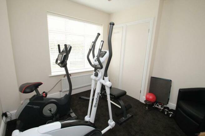 Bedroom Three/Gym