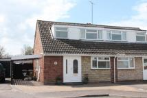 3 bed semi detached property in Thirlmere Close Drayton...