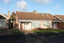 2 bedroom Semi-Detached Bungalow in Swann Dale Close Daventry