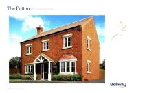 Detached home in PLOT 20 Bellway...