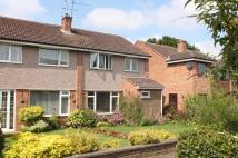 3 bedroom semi detached property in Wentworth Close Daventry