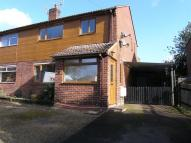 semi detached property for sale in Bridge Street...