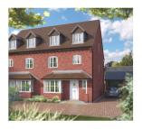 new development in Stratford Leys...