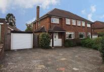 semi detached house in Tadworth