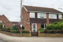 3 bedroom semi detached home in Middlefield Road, Sawtry...
