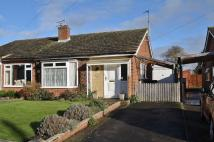 2 bed Semi-Detached Bungalow for sale in BENSON