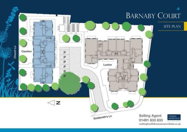 Barnaby Court ...