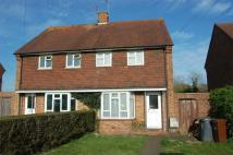semi detached house in Southfield, Polegate...
