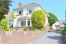 Detached property in Wimborne Road, Poole...