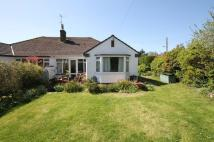2 bedroom Semi-Detached Bungalow in Stoberry Crescent, Wells