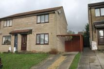 2 bedroom semi detached house in Easton, Wells