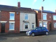 Terraced house in Leicester Road, Ibstock