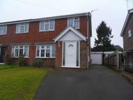 semi detached property for sale in Ferrers Road, Whitwick