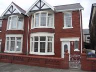 3 bedroom semi detached property to rent in Queensway, South Shore...