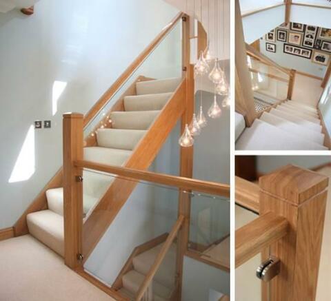 Baluster Handrail an