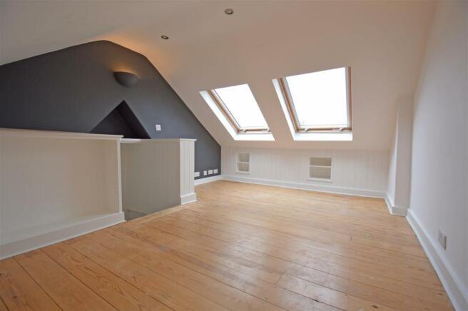 Second Floor/Bedroom