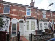 Terraced property in Cardigan Road, Reading