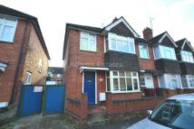 semi detached home in Audley Street, Reading