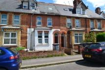 Terraced house in St Peters Road, Reading...