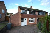 3 bedroom semi detached house in Elton Road, Bewdley