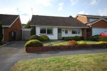 Detached Bungalow in Sandbourne Drive, Bewdley
