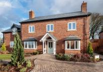 Detached home in Beeches Lane, Malpas...