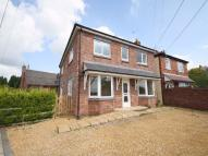 Detached home in John Street, Utkinton...
