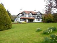 Detached property in Grange Road, Llangollen...