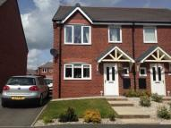 3 bedroom semi detached home for sale in Coleman Road, Brymbo...