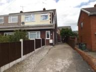 3 bed semi detached property in Chestnut Avenue...