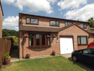 4 bed semi detached home in Cae Gwilym Lane...