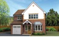 4 bed new house in Ty Newydd, Wrexham