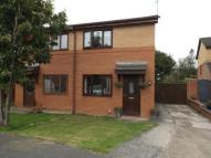 2 bed semi detached property in Vyrnwy Close, Summerhill...