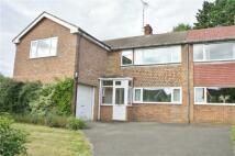 semi detached house in Croft Drive, Grantham...