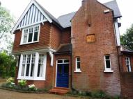 Detached house to rent in Gresham Road, Oxted...
