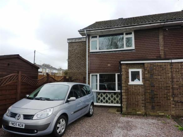 End Of Terrace House For Sale In Home Park Oxted Surrey RH8