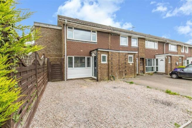 3 Bedroom End Of Terrace House For Sale In Home Park Oxted