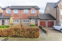 2 bedroom semi detached property in Lankester Square, Oxted...