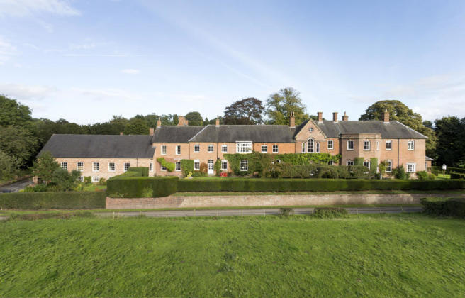 6 Bedroom Detached House For Sale In Bradley Hall Bradley