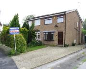 3 bedroom semi detached home in Northgate Vale...