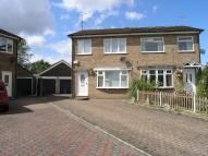 semi detached home in Northgate Vale...