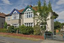 3 bed semi detached property in Birchall Road, Redland...