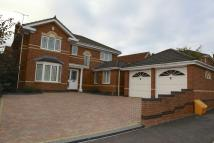 Detached house in Hawkins Crescent...