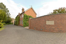Detached house in Wharf Road, Gnosall