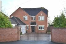 Detached house for sale in Forton Road, Newport...