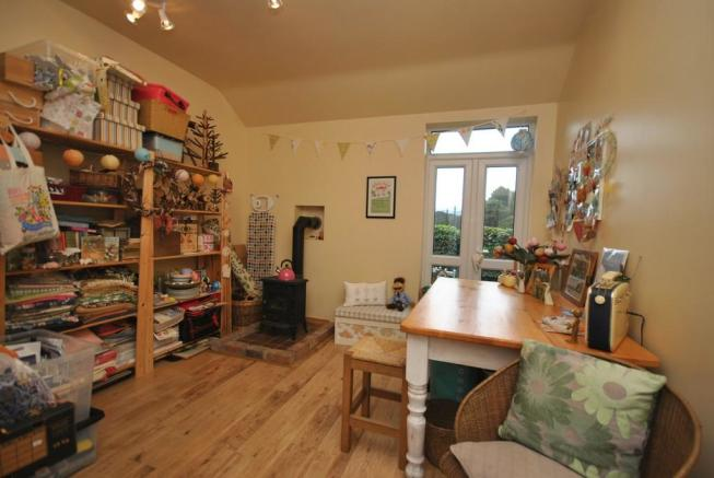 Sewing/Play Room